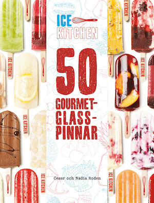 Ice Kitchen - 50 gourmetglasspinnar
