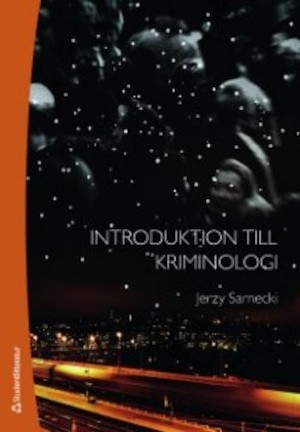 Introduktion till kriminologi