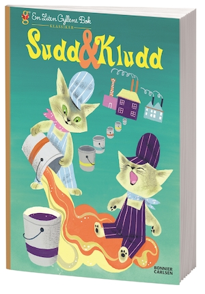 Sudd & Kludd / text: Margaret Wise Brown ; bild: Alice & Martin Provensen ; svensk text: Sara Hedenberg
