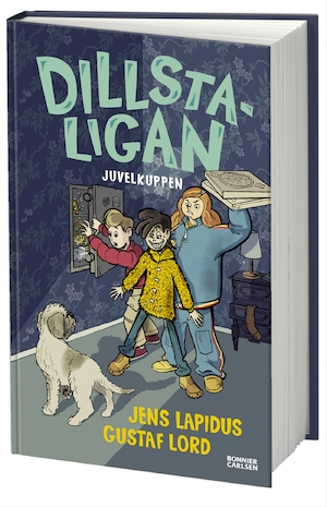 Juvelkuppen / Jens Lapidus, Gustaf Lord.