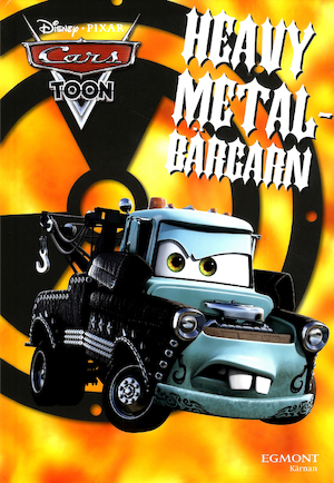 Heavy Metal-Bärgarn