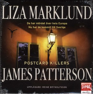 Postcard killers [Ljudupptagning] / Liza Marklund, James Patterson