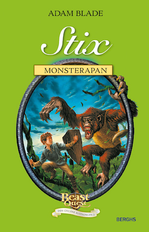 Stix - monsterapan